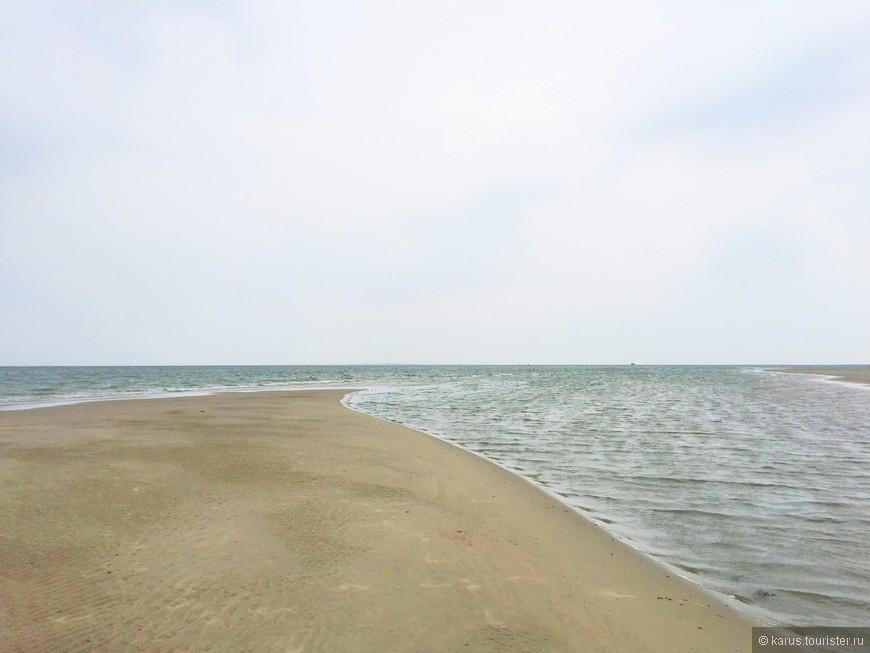 Северное море.Остров Тексел.Нидерланды