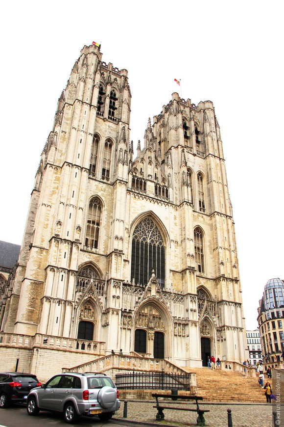 Брюссельский кафедральный собор