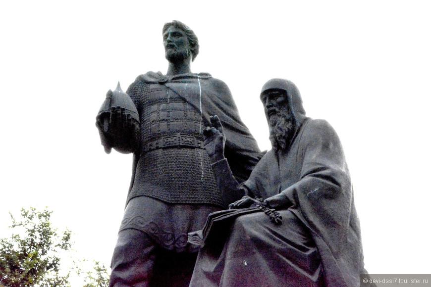 Пору расцвета город пережил в годы правления князя Юрия Звенигородского - сына Дмитрия Донского