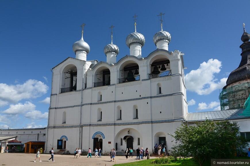 Соборная площадь Кремля, Звонница
