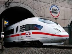 Евротуннель под Ла-Маншем будут закрывать ночью