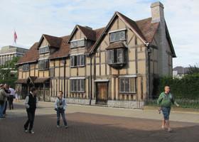 Стратфорд-на-Эйвоне - родина Шекспира (11)