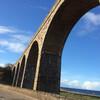 Виадук в Каллене с видом на Северное море;)