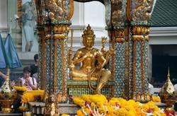 В Бангкоке прогремел мощный взрыв