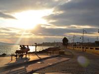Солнце над Болгарией.