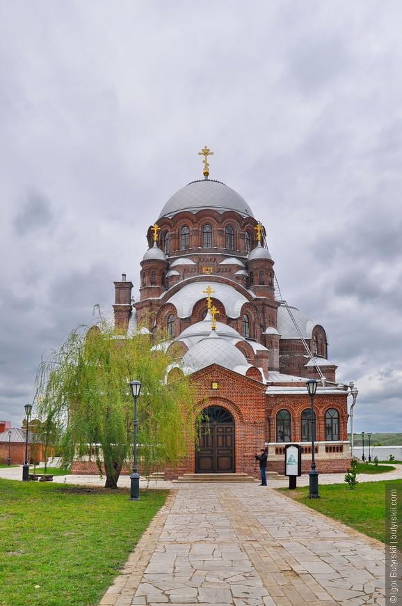 16. Иоанно-Предтеченский монастырь основанный в 1551 году.
