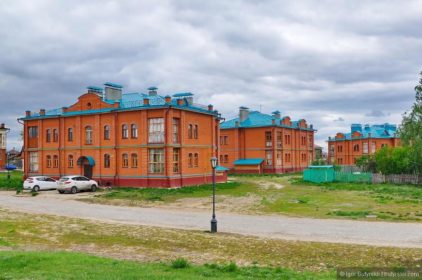 31. Новое элитное жилье. Вы бы хотели жить в таком месте?