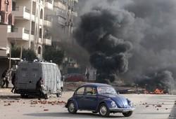 Число пострадавших от взрыва в Каире возросло до 29 человек
