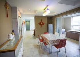 квартира-JL2F-207A (2 спальни, 1 зал)