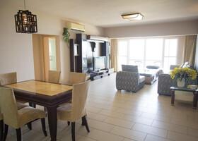 квартира-JL3F-210D( 3 спальни 1 зал)