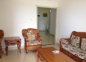 квартира-JM2F-904( 2 спальни 1 зал)
