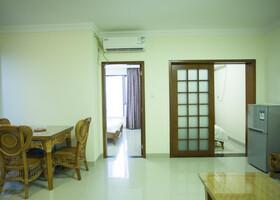 квартира-JM2F-1506 (2 спальни, 1 кухня)