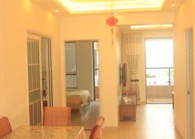 квартира-JM2F-2504( 2 спальни,1 кухня)