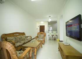 квартира-JM2F-2108( 2 спальни, 1 кухня)