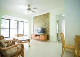 квартира- JM2F-1B1402( 2спальня, 1 кухня)