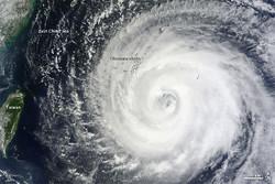 Супертайфун «Гони» придёт в Приморье из Тайваня через неделю