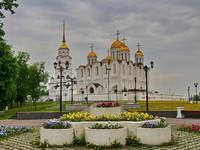 Исторический центр Владимира