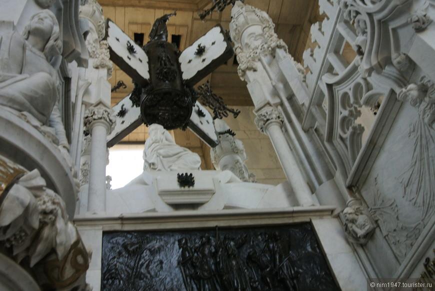 пантеон над  усыпальницей Колумба