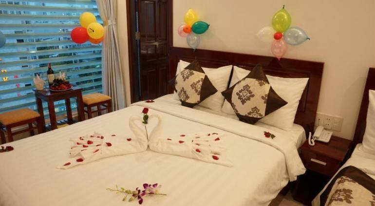 Venza Hotel Da Nang