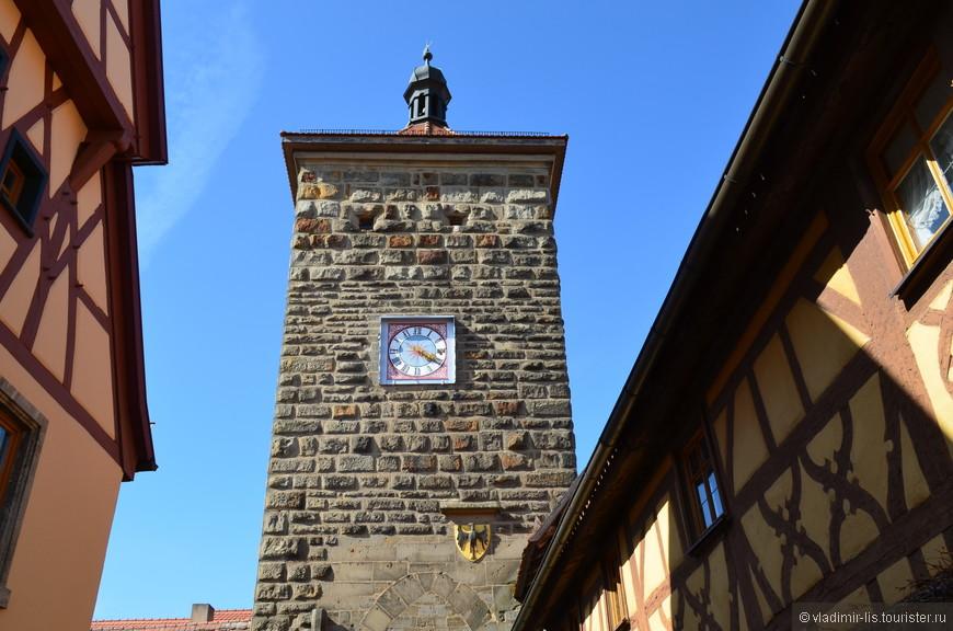 Башня Siebers