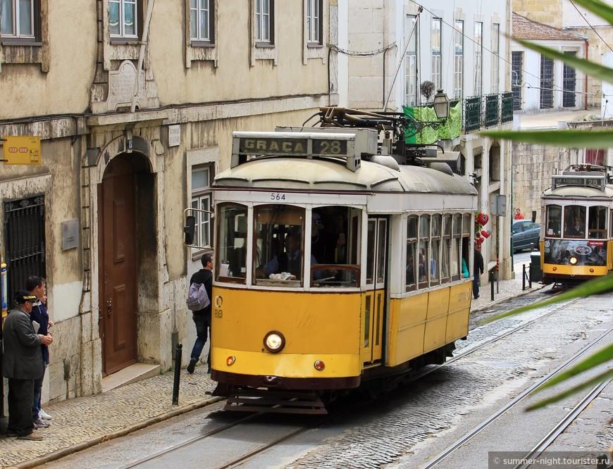 Трамвайчик №28