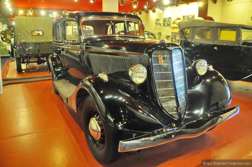 36. ГАЗ М-1. Один из самых легендарных автомобилей. Производился частично во время войны.
