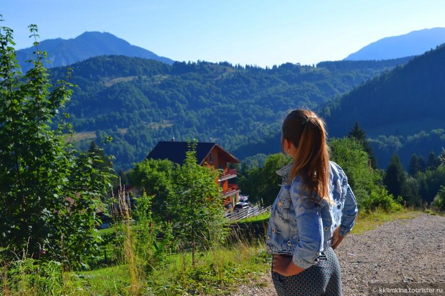 Мне кажется, на горы можно любоваться вечно.