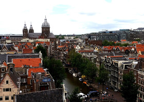 Амстердам с