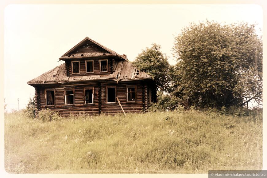 Село Порог.