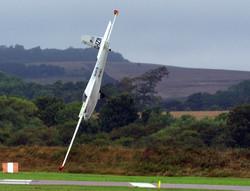 Полиция выясняет число жертв крушения самолёта на авиашоу в Великобритании