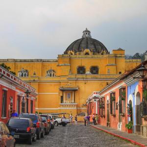 Гватемала. Шепот прошедших веков...