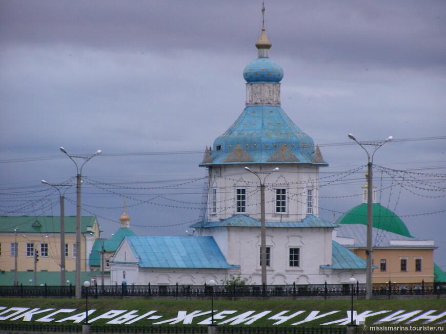 Чебоксары-жемчужина России