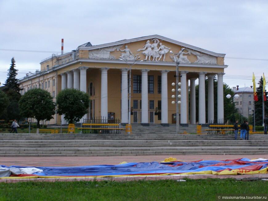 Старейший театр, основан в 1918 г.