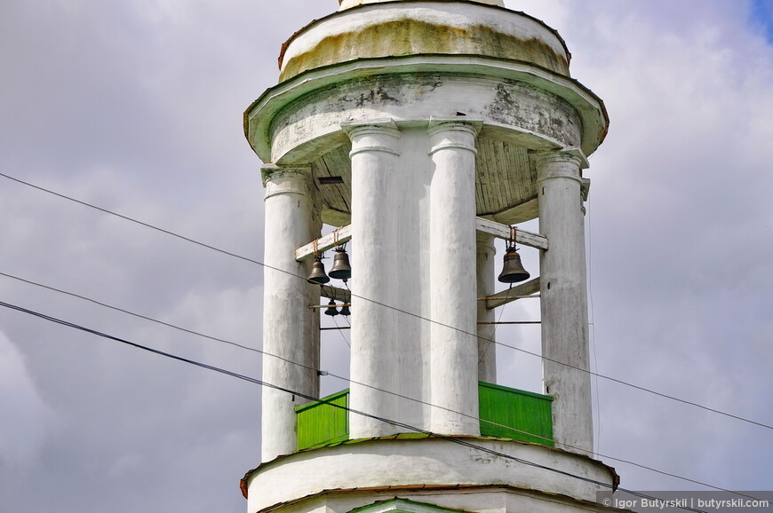 05. Раньше город был деревней Алапаихой, но благодаря добычи руды довольно быстро Алапаевску был дарован статус города.