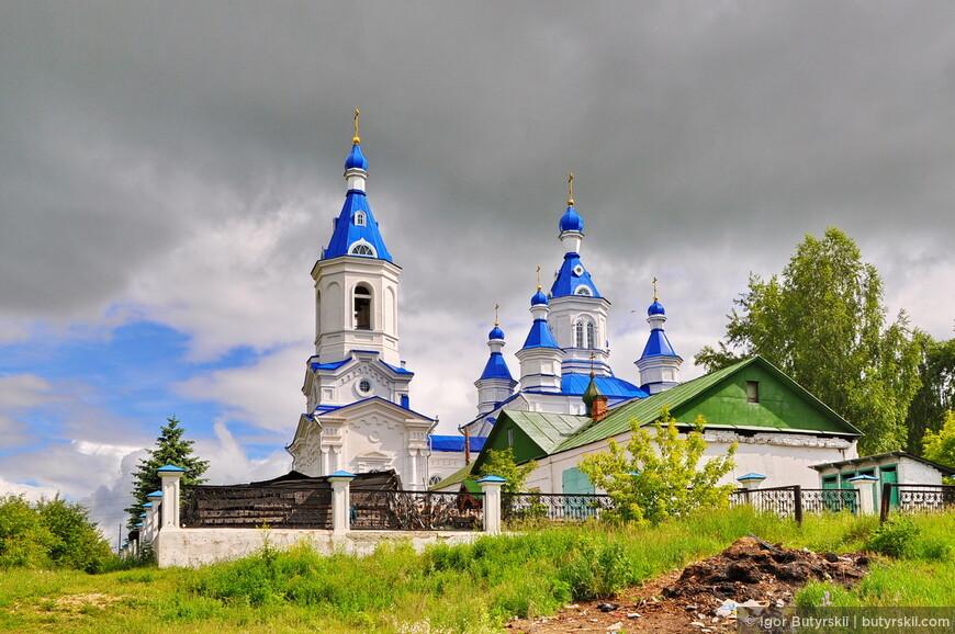 14. Интересное место для свалки. Все же настоятели церкви тоже русские, ничто человеческое им не чуждо.