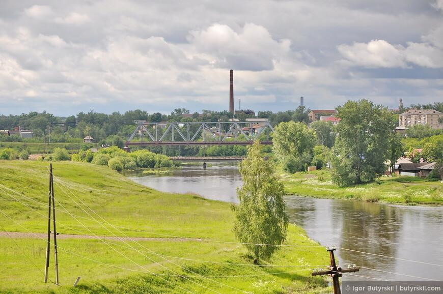 17. Алапаевск оказался не сильно интересным для меня, но впереди самое интересное.