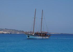 Кипр. Морская прогулка с