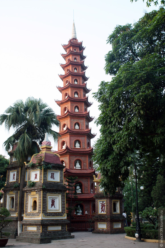 Пагода Южного Вьетнама
