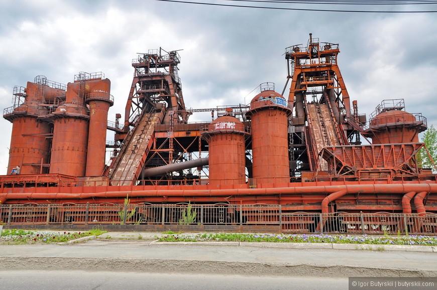 31. Железнодорожный завод основанный династией Демидовых (да-да тех самых), на данный момент является единственным в России заводом-музеем индустриальной культуры. Это был главный завод Демидовых, самый крупный из всех.