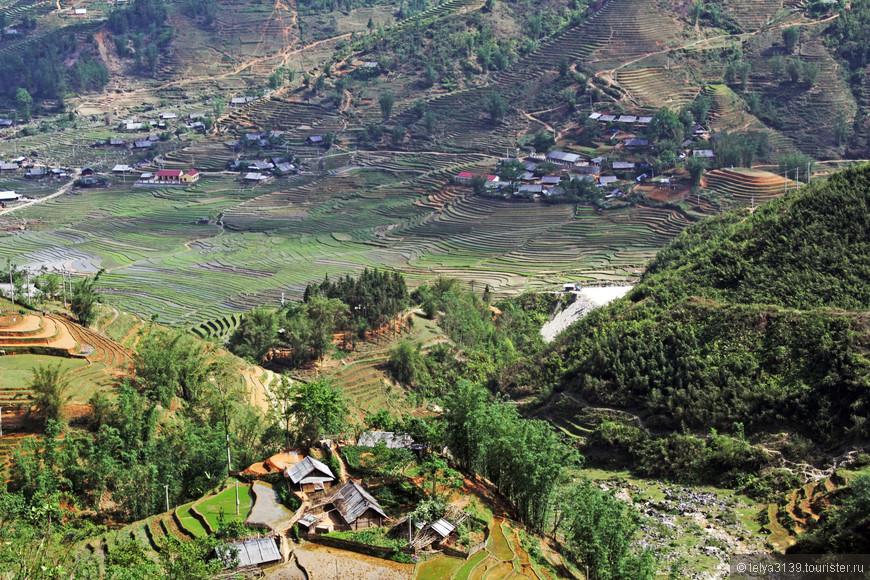 Вьетнамские деревеньки