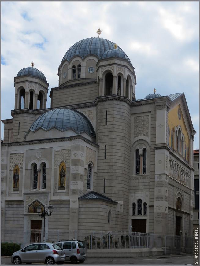 Сербская церковь Святого Спиридона (1865 г.)