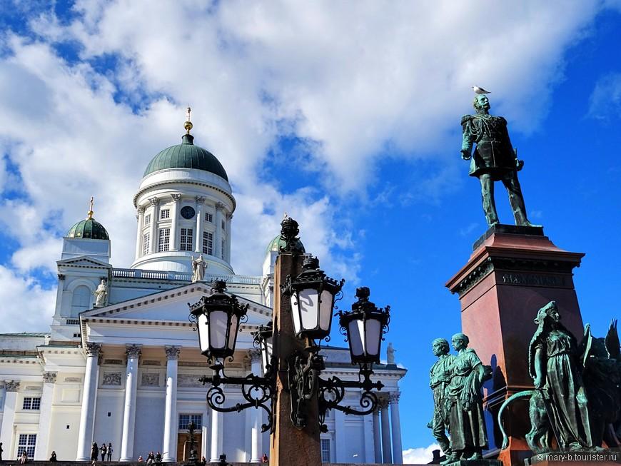 Кафедральный собор Хельсинки - собор святого Николая.