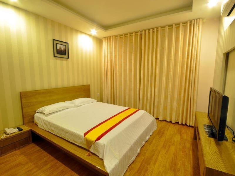 Sabah Saigon Boutique Hotel