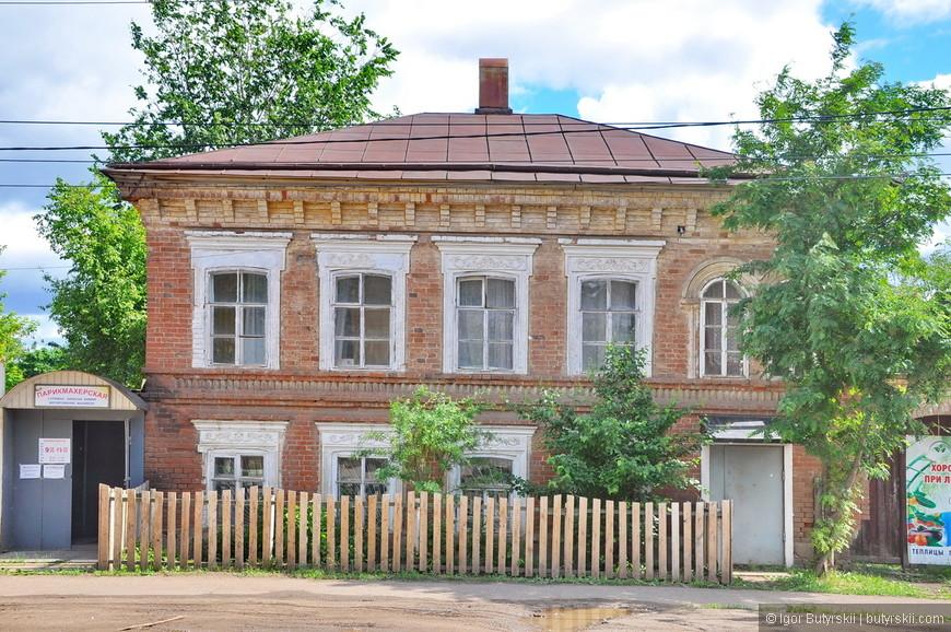 19. На зданиях не хватает табличек с указанием года постройки и краткой истории, дома очень красивые.