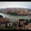 Верона, панорама города