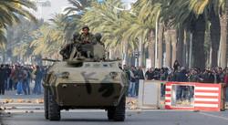 В Тунисе остаются 5 российских туристов