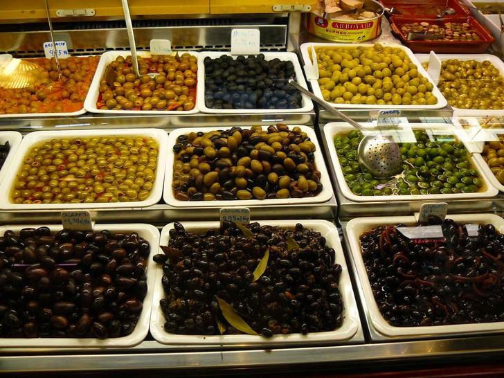 Merino какие маслины попробовать в испании первую очередь, нужно