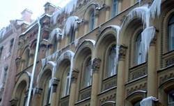 В Таллине сосулька убила российского туриста