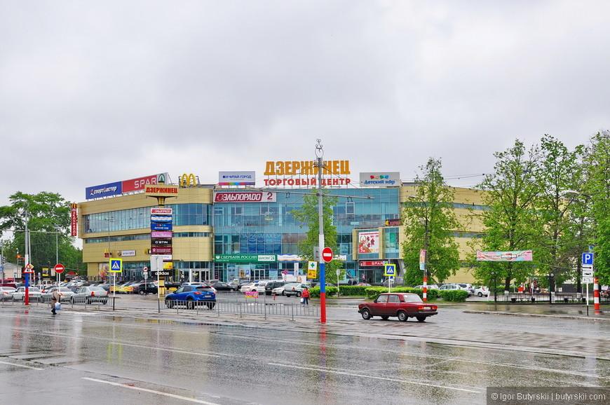18. Центр. Такое чувство, что город находится где-то далеко за Уралом, в глубинке. Но это не так – 400 км до Москвы и всего 50 до Нижнего Новгорода.