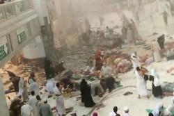 Кран обрушился на мечеть в Мекке: 107 погибших и 237 раненых
